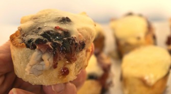 1-roasted-turkey-black-currant-brie