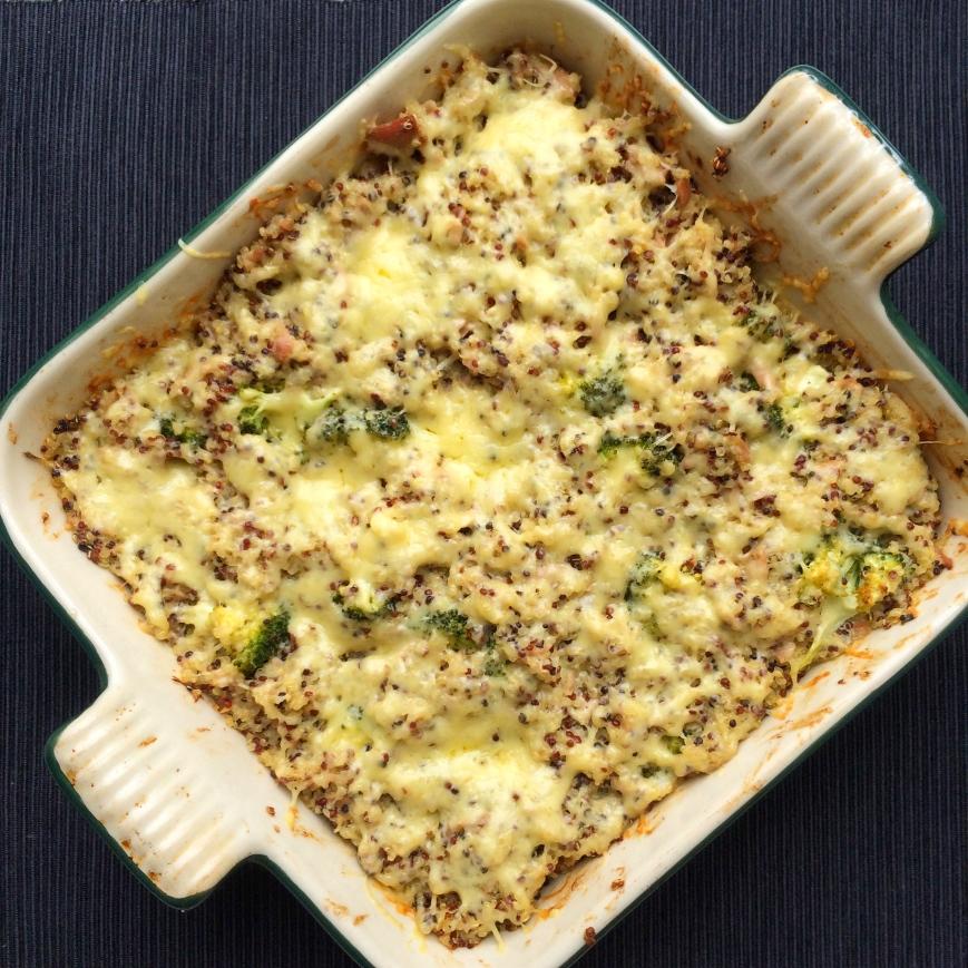 quinoa-tuna-bake